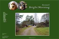 kennel Bright Morning